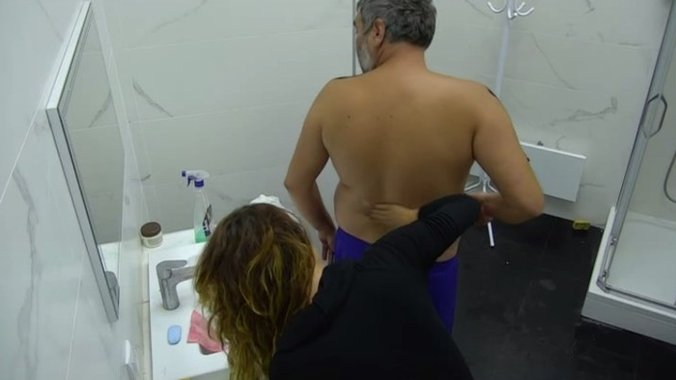 seks masaža kamerom