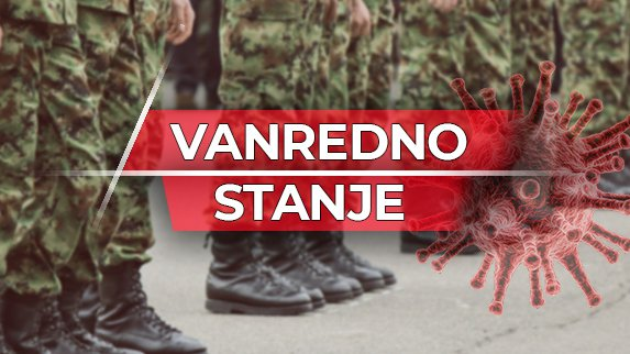Image result for vanredno stanje
