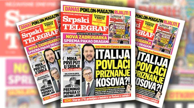 Srpski telegraf