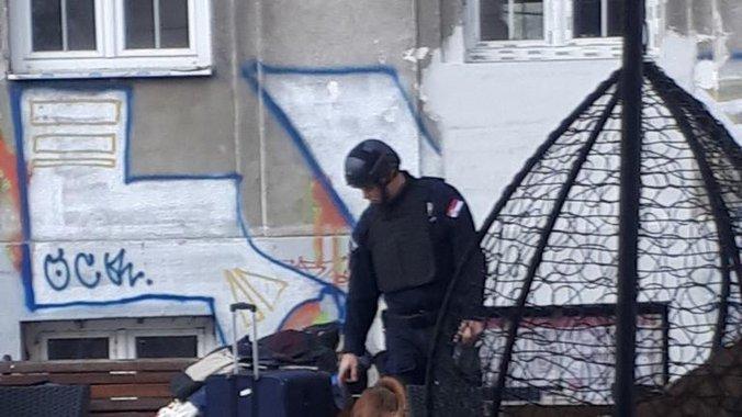 pink.rs | KOFER PRONAĐEN U CENTRU BEOGRADA PRIPADA UBIJENOM AMERIKANCU:  Detalji drame u centru Beograda